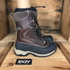 LL Bean Waterproof Tall Lace Up Boot
